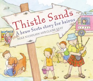 Thistle Sands cover